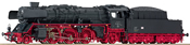 Steam locomotive BR 35.20, DR w/sound