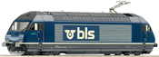Electric locomotive Re 465, BLS