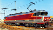 Electric locmotive CC 6500, SNCF w/sound