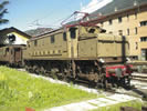 Electric locomotive E.626, FS w/sound