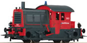 Diesel locomotive series 200/300, NL-Railion