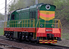 Diesel locomotive ChME 3, SŽD w/sound