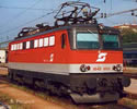 Electric locomotive series 1042, ÖBB w/sound