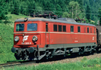 Electric locomotive series 1110, ÖBB AC w/sound