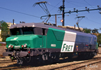 Electric locmotive CC 6500, SNCF AC w/sound